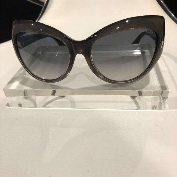 5732fcf72b25 Tom Ford Accessories | Tf 284 20b Bardot Sunglasses | Poshmark
